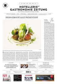 Hetg Zeitung 372013 By Hotelleriegastronomieverlag Issuu