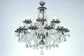 glass prism chandelier replacement rhys glass prism chandelier