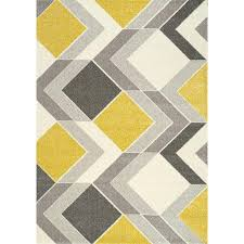 gray and yellow area rug 8 x large geometric gray cream and yellow area rug yellow black and gray area rugs