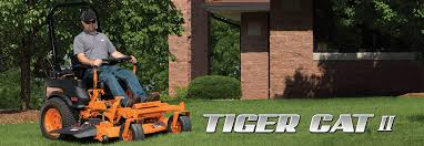 tiger cat ii zero turn mower
