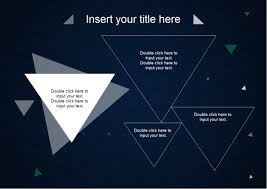 Triangles Powerpoint Free Triangles Powerpoint Templates