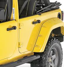 mopar rear half steel door kit for 07 16 jeep wrangler unlimited jk 4 door quadratec