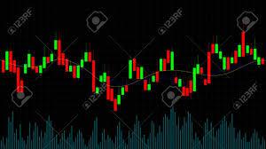 Candlestick Stock Chart Candlestick Forex Trading Online Chart Financial Market Candlestick