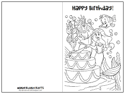 download birthday cards for free coloring birthday cards free birthday cards coloring pages cooloring