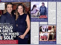 Daniele Liotti sarà di nuovo padre: un figlio in arrivo da ...