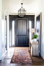 design tip entryway lighting house of jade interiors blog hall stunning runner rug and black door indoor entry rug