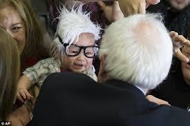bernie sanders messy hair. bernie sanders, one of the oldest men to run for president, came face- sanders messy hair