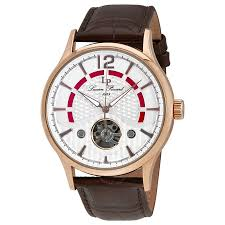 lucien piccard transway open heart automatic men s watch lp 15038 lucien piccard transway open heart automatic men s watch lp 15038 rg 02s