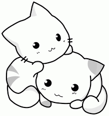 Cat Coloring Pages Cute Colouring Sheets Awesome 45 For Your In