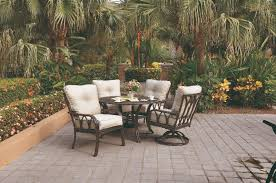 elegant outdoor furniture. outdoor aluminum furniture elegant