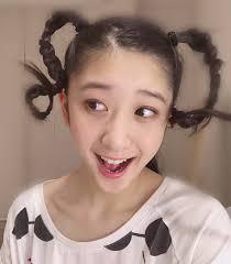 秋山眞緒つばきファクトリーあの髪型が ちぃちゃん