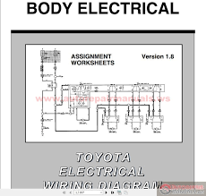 auto wiring diagrams auto wiring diagram pdf auto wiring diagrams toyota electrical wiring diagram workbook auto wiring diagram pdf