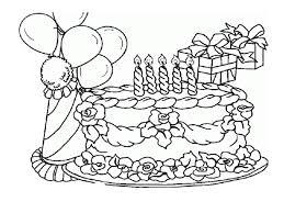Disegni Buon Compleanno Da Colorare Mamma E Casalinga