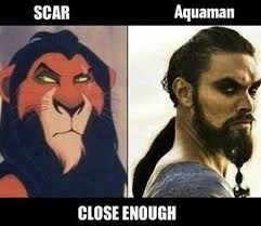 Image result for aquaman 2018 memes