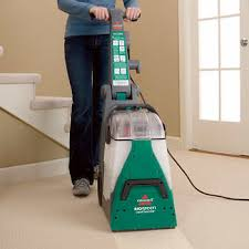 steam vacuum carpet cleaner. Bissell Green Clean Machine Steam Vacuum Carpet Cleaner P