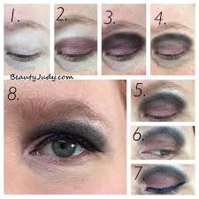 winter makeup look on beautyjudy