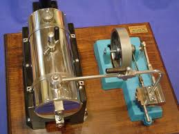 jensen model 25 riveted boiler non reversing late 1930 s
