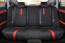 honda civic fc 2016 seat cover leather