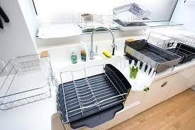 countertop dish rack dish racks in the test kitchen countertop dish rack