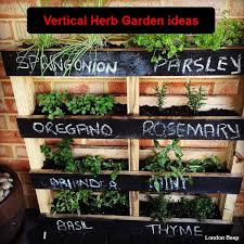 Small Picture 20 Beautiful diy Vertical Herb Garden ideas 2015