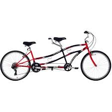 26 northwoods 21 speed dual drive tandem bike walmart com