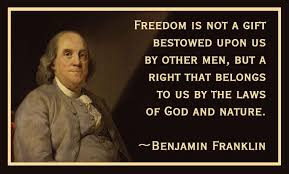 Ben Franklin Famous Quote