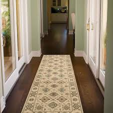 mondrian kazak hallway runners with dark wood floor and glass door and blue wall for hallway design stair treads carpet rug runner stair rugs ikea carpet