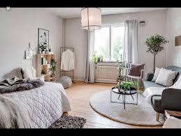 Cute Studio Apartments Interior Design Tiny One Room Apartment Small Apartment Bedrooms Studio