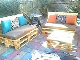 Outside furniture made from pallets Single Patio Furniture Made From Pallets Pallet Furniture Patio Pallet Patio Furniture Instructions Furniture Made From Pallets Krishnascience Patio Furniture Made From Pallets Furniture Design