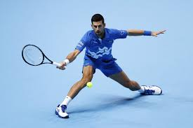 Djokovic and Medvedev record straight set wins at ATP Finals