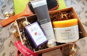 aveda handpicked with love personalised gifts