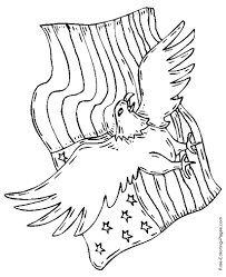 Small Picture American Flag Coloring Pages