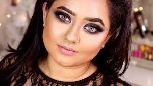 date night makeup look sinth