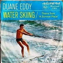 45cat duane eddy theme from a summer place water skiing rca australia 47 8376