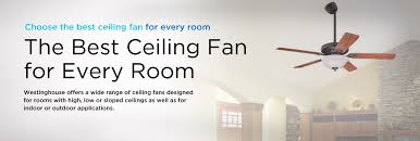 choose from a wide range of ceiling fan designs