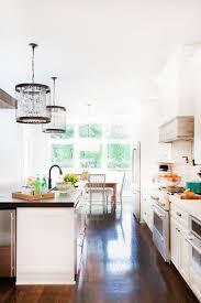 kitchen island with mini fridge and dishwasher drawers