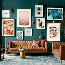 West Elm Living Room Living Room Decor Cozamia Fine Art Framed Art Canvas Art