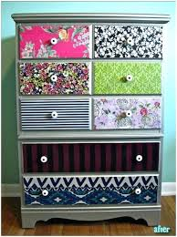 decorating furniture with paper contact dresser d64 furniture