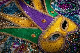 how to make a diy mardi gras mask in 3 steps