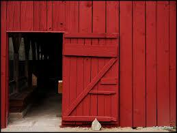 red barn doors. Red Barn Door   By Daiku_San Doors S