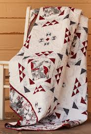 Christmas Quilt Patterns Magnificent Classic Christmas Quilt Kit LQK48