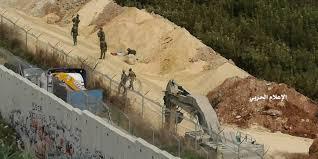 Resultado de imagen de tuneles en el libano imagenes