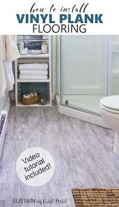 great tutorial on how to install vinyl plank flooring makes installing vinyl plank flooring