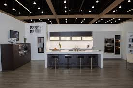 poggenpohl to display at dwell on design the eric ripert kitchen by poggenpohl exclusively featuring blanco fixtures miele appliances and silestone