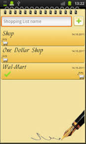 Shopping List - Apps On Google Play
