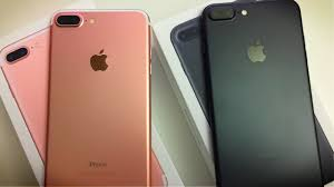 iphone 7 plus rose gold. iphone 7 plus unboxing + review | matte black, rose gold \u0026 gold! - youtube iphone plus