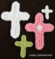 Crochet Cross Pattern