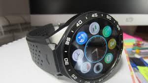 <b>KW88</b> AMOLED <b>Smartwatch</b> Review - Best <b>Smartwatch</b> Deal! Works ...
