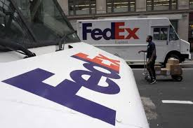 A Man Hurled Racist Slurs And A Punch At A Fedex Driver