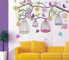 Wall Decor For Girls Bedroom Wall Stickers Decorate The Bedroom Wall Stylishomscom